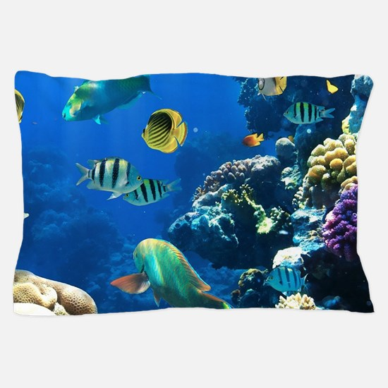 Sea Life Pillow Case