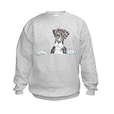 NMtlMrl Lookover Sweatshirt