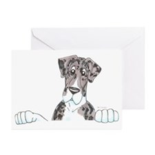 NMtlMrl Lookover Greeting Cards (Pk of 20)