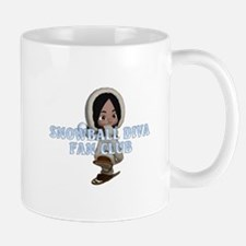Snowball Diva Mug