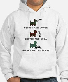 Scotties & Scotch Jumper Hoody