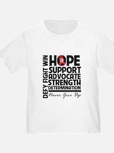 Hope Red Ribbon T-Shirt