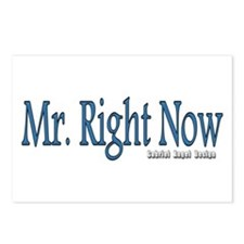 Mr. Right Now Postcards (Package of 8)