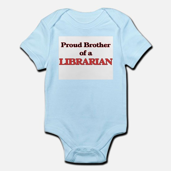 Proud Brother of a Librarian Body Suit