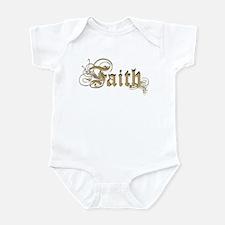 Faith Infant Bodysuit