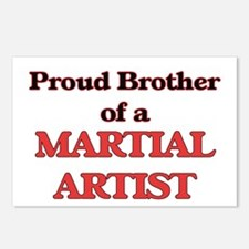 Proud Brother of a Martia Postcards (Package of 8)