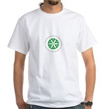 Yoga circular saying design Shirt