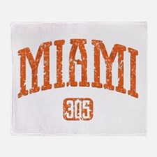 MIAMI 305 Throw Blanket