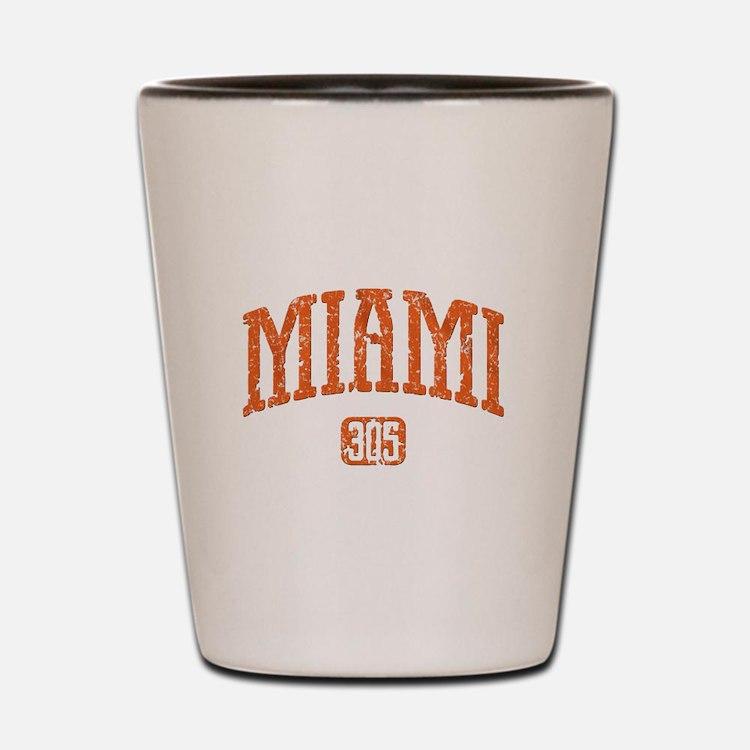 MIAMI 305 Shot Glass