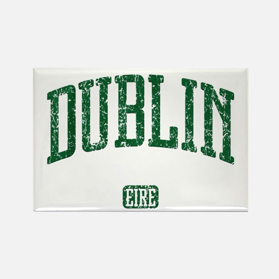Dublin Ireland Eire - Irish St Patricks Day Magnet