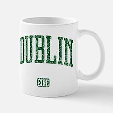 Dublin Ireland Eire - Irish St Patricks Day Mugs