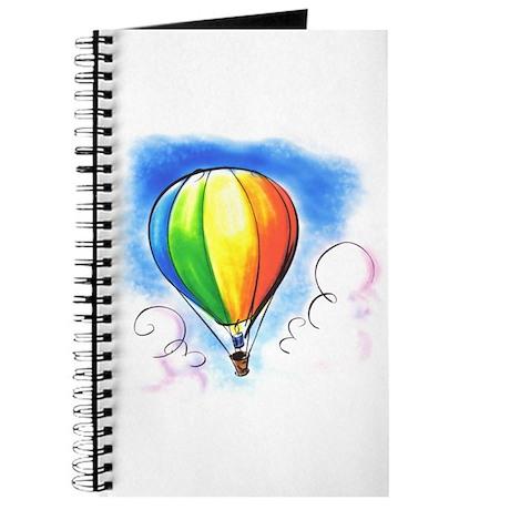 Hot Air Balloon Journal