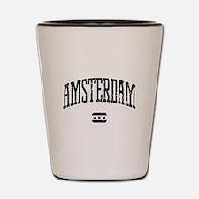 Amsterdam Shot Glass