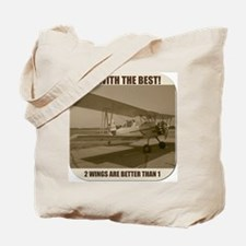 Fly With The Best! Tote Bag