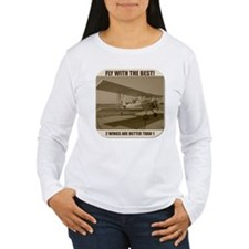 Fly With The Best! T-Shirt