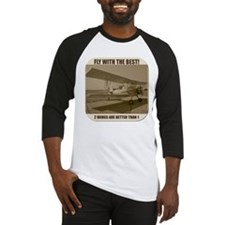 Fly With The Best! Baseball Jersey