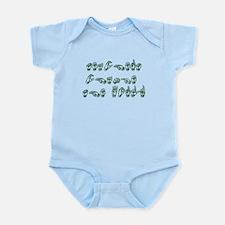 Cute Asl Infant Bodysuit