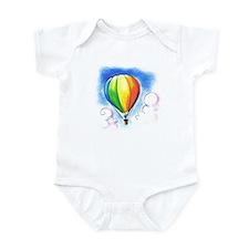 Hot Air Balloon Infant Bodysuit
