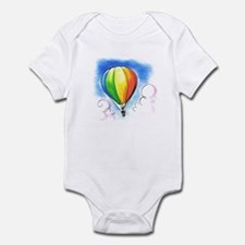 Hot Air Balloon Infant Bodysuit
