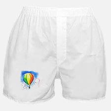 Hot Air Balloon Boxer Shorts