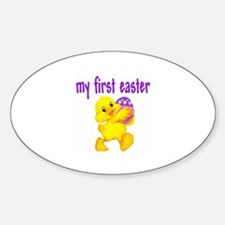 My First Easter Decal