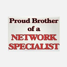 Proud Brother of a Network Specialist Magnets
