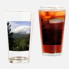 Longs Peak (B) Drinking Glass
