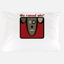 Cool Shelter rescue dogs Pillow Case