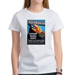 Itchy Inky Finger Women's T-Shirt