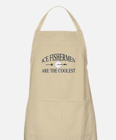 Ice fishermen are the coolest Apron