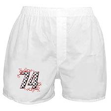 RaceFahion.com 74 Boxer Shorts