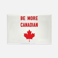 Be More Canadian Magnets