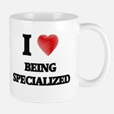 being specialized Mugs