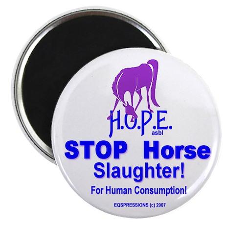 H.O.P.E.asbl - STOP Horse Slaughter! For Human Con