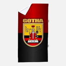 Gotha Beach Towel