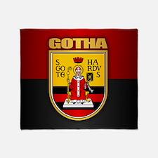 Gotha Throw Blanket