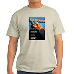Dear World Ash Grey T-Shirt