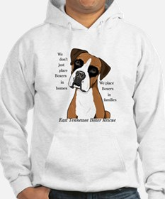 East Tennessee Boxer Rescue Hoodie