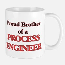 Proud Brother of a Process Engineer Mugs