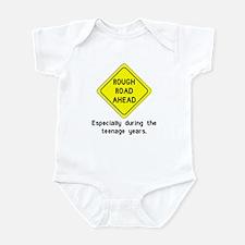 Rough Road - Teenagers Infant Bodysuit