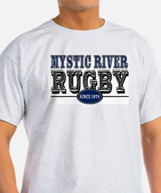 Cute Mystic river rugby T-Shirt