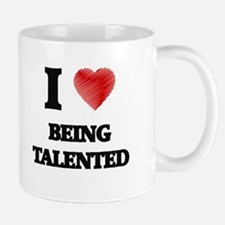 being talented Mugs