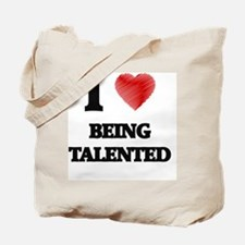 being talented Tote Bag