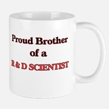 Proud Brother of a R & D Scientist Mugs