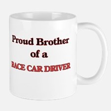 Proud Brother of a Race Car Driver Mugs