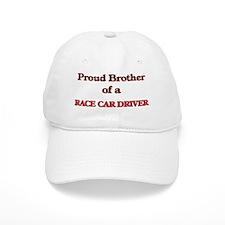 Proud Brother of a Race Car Driver Baseball Baseball Cap