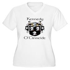 Kennedy in Irish and English T-Shirt