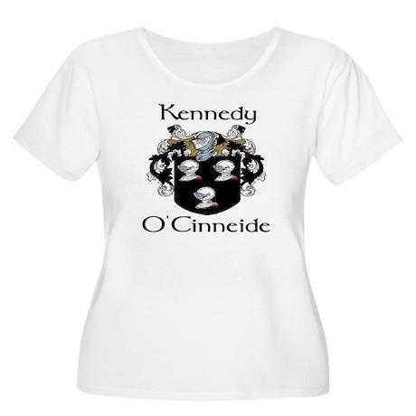 Kennedy in Irish and English Women's Plus Size Sco