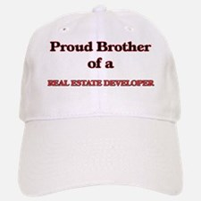 Proud Brother of a Real Estate Developer Baseball Baseball Cap