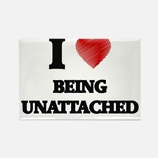 being unattached Magnets